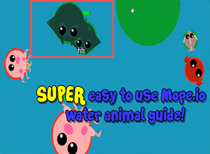 Photo of Mope.io Stingray Guide