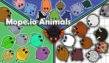 mope.io animals