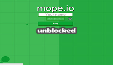 Photo of Play Mopeio Unblocked with Mope.io Mods