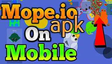 Photo of Mope.io Apk Download