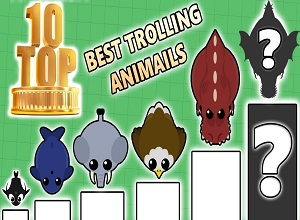 Photo of Mope.io Best Animal Set