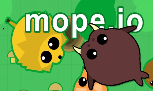 mope.io walrus