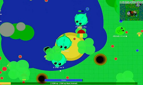 mope.io game 2020